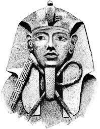 sarcophagus of rameses ii clipart etc