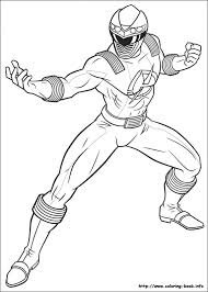 power rangers coloring pages free images coloring power rangers