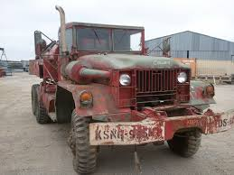 custom kaiser jeep the m35a2 page