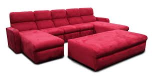 home theater sleeper sofa matinee fortress seating