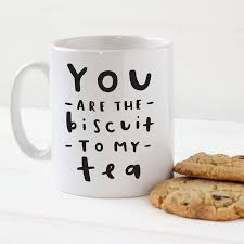 biscuit to my tea mug teas