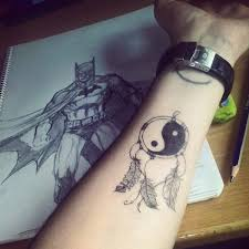 yin yang tattoos for men ideas and inspiration for guys