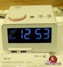 Minimalist Alarm Clock by Feature Homtime Alarm Clocks Dear Kitty Kittie Kath Top Beauty
