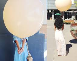 36 inch balloons like horses tip for transporting 36 balloons