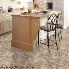 kitchen vinyl flooring ideas kitchens flooring idea benchmark kingsbridge by mannington