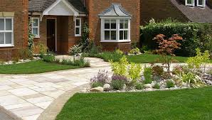 front garden design wokingham berkshire landscape garden