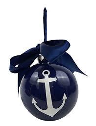 anchor ornaments beachfront decor