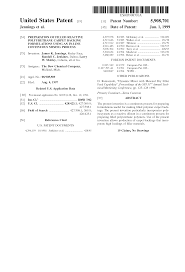 Larry Lint Carpeting by Patent Us5908701 Preparation Of Filled Reactive Polyurethane