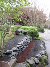 Raised Rock Garden by Materials And Elements U2014 Seattle Urban Farm Company