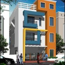 Beautiful Elevation For A Three Storey House Picture Building Elevation Designs In India Building Elevation Design In Hyderabad