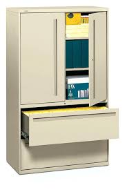 Lateral File Cabinet With Storage Filing Storage Cabinet Series Inch Lateral File Storage Cabinet