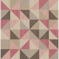 a street puzzle geometric wallpaper sample 2697 22622sam