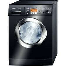 Bosch Laundry Pedestal Washer And Dryer Sets Black Washer And Dryer Set Bosch Black