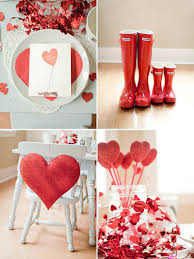 Valentines Day Decor Diy Valentine U0027s Day Decorations U2013 Julie Ann Art