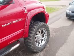 Dodge Ram Cummins 2003 - pics of trucks with bushwacker fender flares page 2 dodge
