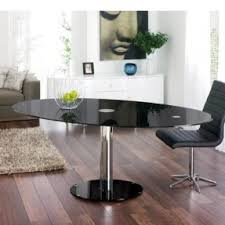 Dining Room Glass Tables Glass Round Dining Table For 6 Foter