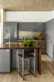 grey kitchen cabinets with brown wood floors 32 best gray kitchen ideas photos of modern gray kitchen