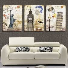 aliexpress com buy frameless building painting decorative