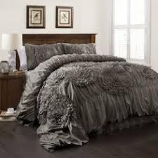 Lush Decor Belle Comforter Set Gray Lake Como Comforter Set I U0027m Thinking This Is The Look We