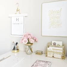 chic office decor exceptional gold office decor best 25 gold office decor ideas on