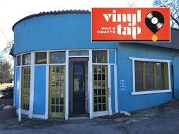 updated vinyl tap a record store and bar is taking over the