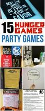 ultimate collection of hunger games party ideas