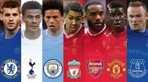 Jadwal Liga Inggris Jadwal Liga Inggris Pekan Ke 17 Jadwal Jelang Akhir Tahun