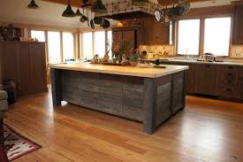 Kitchen Island Lighting Rustic - rustic kitchen islands u2013 subscribed me