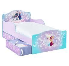 Schlafzimmer Einrichten Mit Kinderbett Disney Frozen Kleinkinderbett Mit Stauraum Kinderbett Eiskönigin