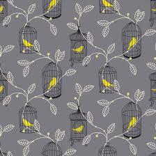 B Q Bedroom Wallpaper Aviary Wallpaper From Bq Jpg 550 550 Bedroom Ideas Pinterest