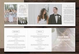 wedding photography pricing wedding photographer marketing set minimal