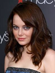 emma stone natural hair emma stone s hair color timeline allure