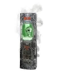 spirit halloween free shipping code amazon com spirit halloween 6 ft area 31 capsule animatronics
