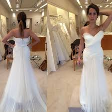 vera wang u0027hayden u0027 size 4 sample wedding dress nearly newly wed