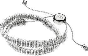 double friendship bracelet images Lyst links of london double wrap friendship bracelet in metallic jpeg