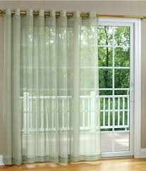 Patio Door Thermal Blackout Curtain Panel Sheer Curtain Panels For Sliding Glass Doors Eclipse Thermal