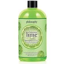philosophy bath and shower gel philosophy lime bath shower gel 7 fab spring