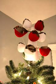 diy flock of birds christmas tree topper u2022 charleston crafted
