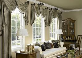 living room beautiful latest living room curtains design with