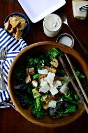 simply scratch caesar salad with homemade caesar dressing simply