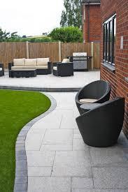 Gardenline Patio Path Cleaner Stunning Modern Patio Birch Granite Paving Contemporary Garden