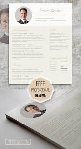 Best Free Resume Templates 68 Best Free Resume Templates For Word Images On Pinterest Free