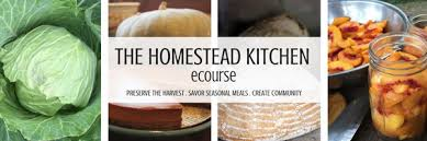 Homestead Kitchen The Homestead Kitchen Ecourse Homestead Honey
