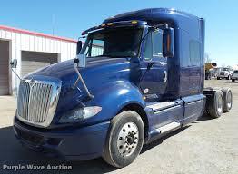 international semi truck 2012 international prostar plus semi truck item bj9274 s