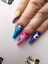 my little pony nails by kirsty meakin naio nails all about