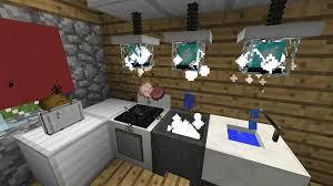 Minecraft Kitchen Furniture El Come Creare La Cucina Perfetta In Minecraft Vanilla Kitchen