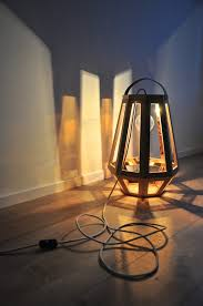designer lighting inspired by traditional dutch houses and mining