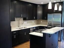 black cabinets white countertops dark cabinets white countertop betatrust site