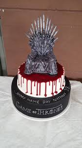 game of thrones cake gaming cake and birthdays