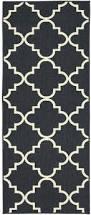 charlton home hanley navy and white area rug u0026 reviews wayfair